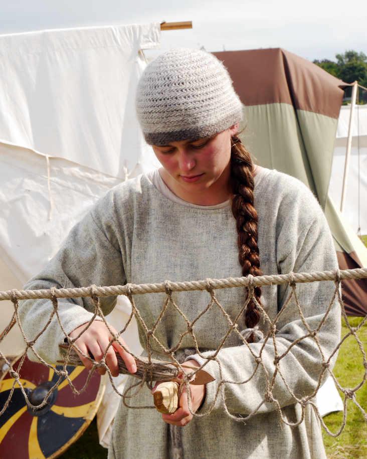 Making Fishing Nets